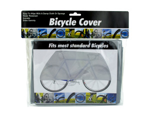 Plastic Bicycle Cover