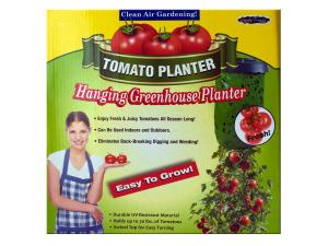 Hanging tomato planter