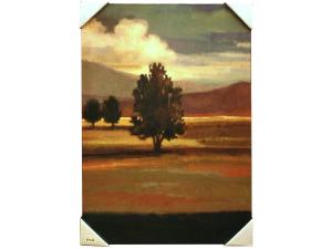 Wholesale: Mountain Range Canvas Artwork