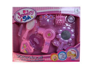 Wholesale: Play Hair & Makeup Set