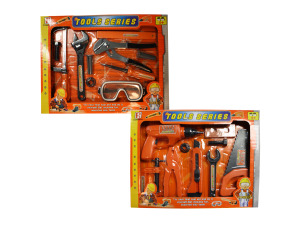Wholesale: Toy tool play set