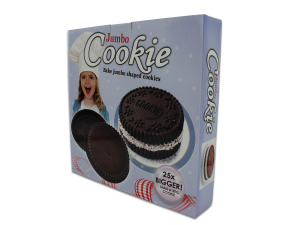Wholesale: Jumbo cookie mold pan