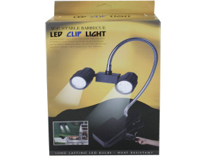 Wholesale: Clip-on LED barbecue light
