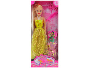 Wholesale: Fun Fashion Doll with Accessories Set