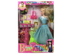 Wholesale: Fashion doll set