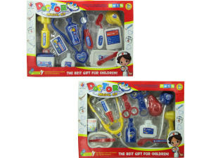 Wholesale: Doctor's Medical Play Set