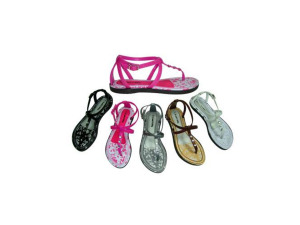 Wholesale: Ladies sandals asst 142