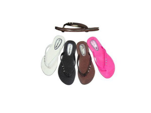 Wholesale: Ladie`s Sandal (Assorted Colors)