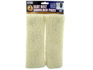 Seat Belt Shoulder Pads Set