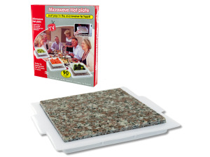 Wholesale: Microwave Hot Plate