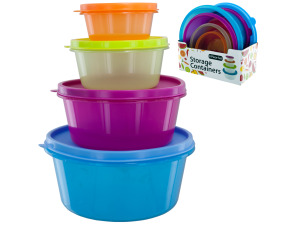 Wholesale: Round Container Storage Set