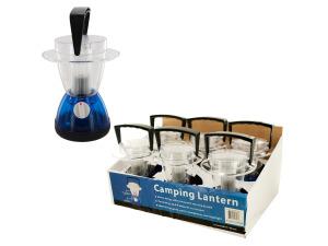 Wholesale: Mini Camping Lantern Countertop Display