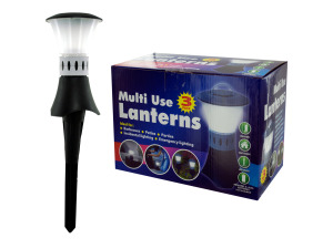 Wholesale: 3-Piece LED Touch Lantern Garden Lights