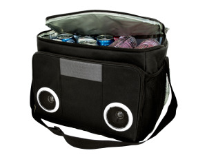Wholesale: MP3 Speaker Cooler Bag