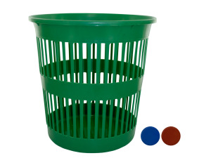 Wholesale: 11 inch plastic wastebasket