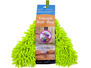 Wholesale: Triangle Dust Mop with Extendable Handle