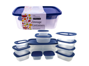 Wholesale: Rectangle Food Storage Containers
