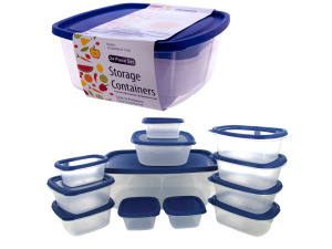 Wholesale: Food Storage Container Value Pack