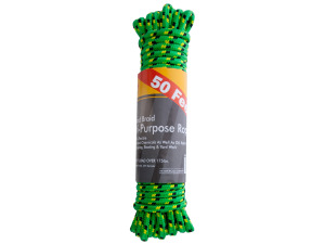 Wholesale: Diamond Braid Multi-Purpose Nylon Utility Rope