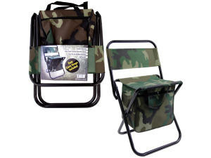 Wholesale: Foldable Chair With Compartments