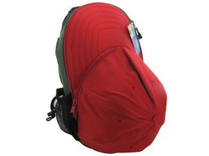 Red Cooler Backpack