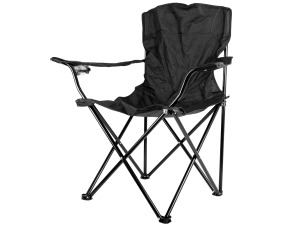 Wholesale: Black Folding Chair With Travel Bag