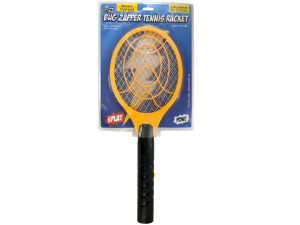 Wholesale: Battery Operated Bug Zapper Tennis Racket