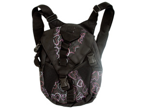 Fashion print backpack