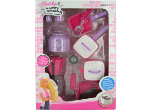 Wholesale: Beauty Kitchen Cooking Play Set