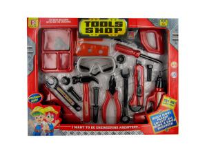 Wholesale: Kids' Tool Shop Play Set