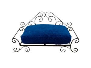 Wholesale: Big Heart Blue Pet Bed