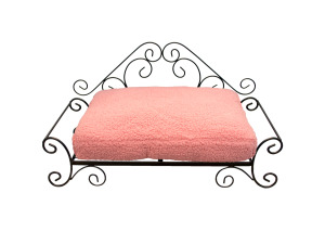 Wholesale: Big Heart Pet Bed Pink