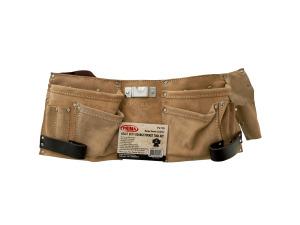 Wholesale: Heavy Duty Double Pocket Tool Belt