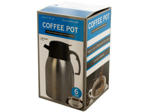 Wholesale: Easy Pour Coffee Carafe