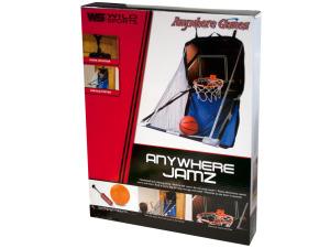 Wholesale: Anywhere Jamz Travel Basketball Game