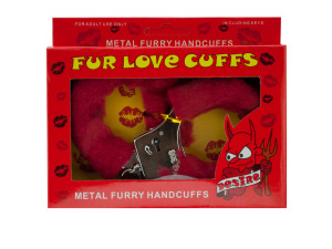 Wholesale: Fur Love Cuffs