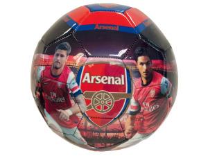 Arsenal Photo PVC Soccer Ball
