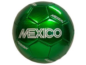Mexico Laser PVC Soccer Ball