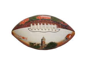 Clemson deflated football