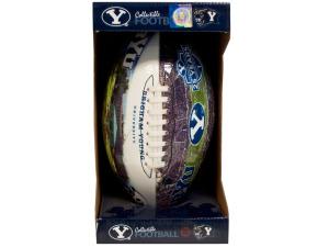 BYU Inflated Football