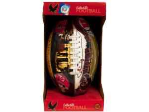 Utah inflated football