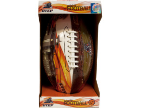 Utep inflated football
