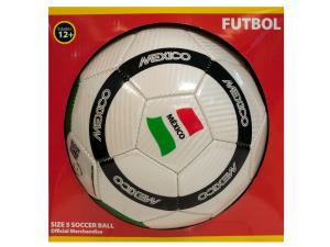 Mixed Laser PVC Soccer Ball