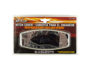 Hitch Cover with Fish Design
