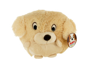 Puffy Plush Labrador