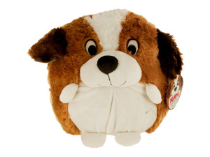 Puffy Plush Saint Bernard