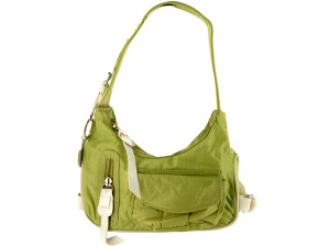 Light green handbag