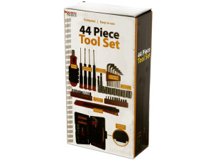 Wholesale: Compact Tool Set in Storage Case