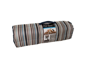 Wholesale: Roll-Up Home & Travel Pet Bed With Carry Handle