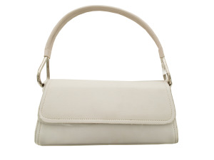 Simple White Handbag